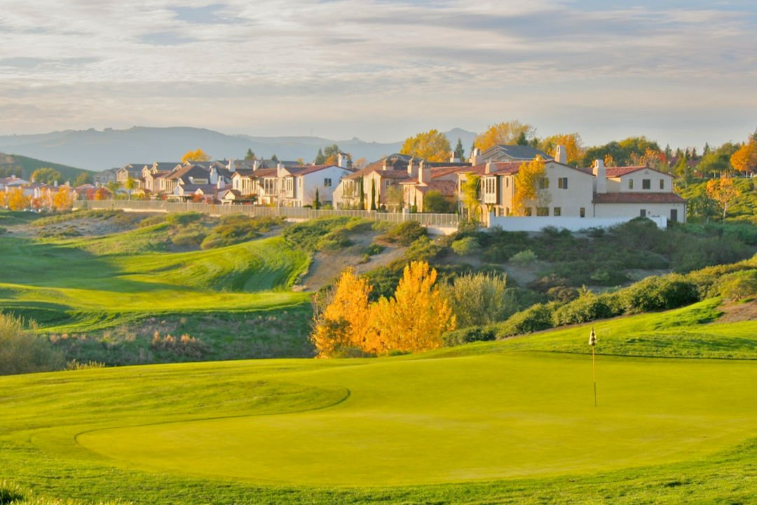 San Ramon Homes by Bridges Golf Course